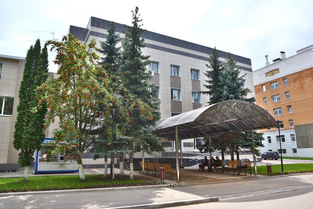 История больницы