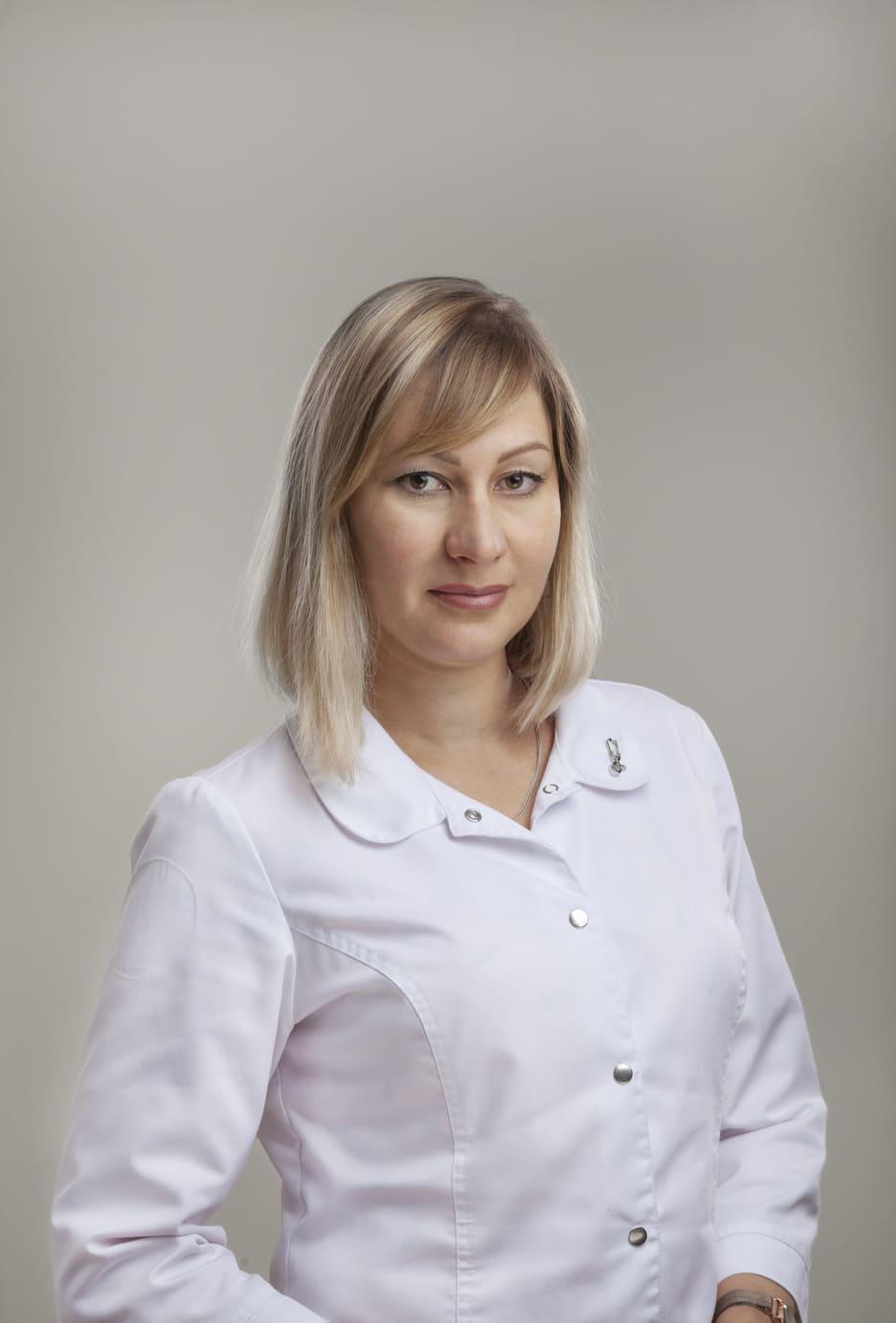 Цой Кристина Фаридовна