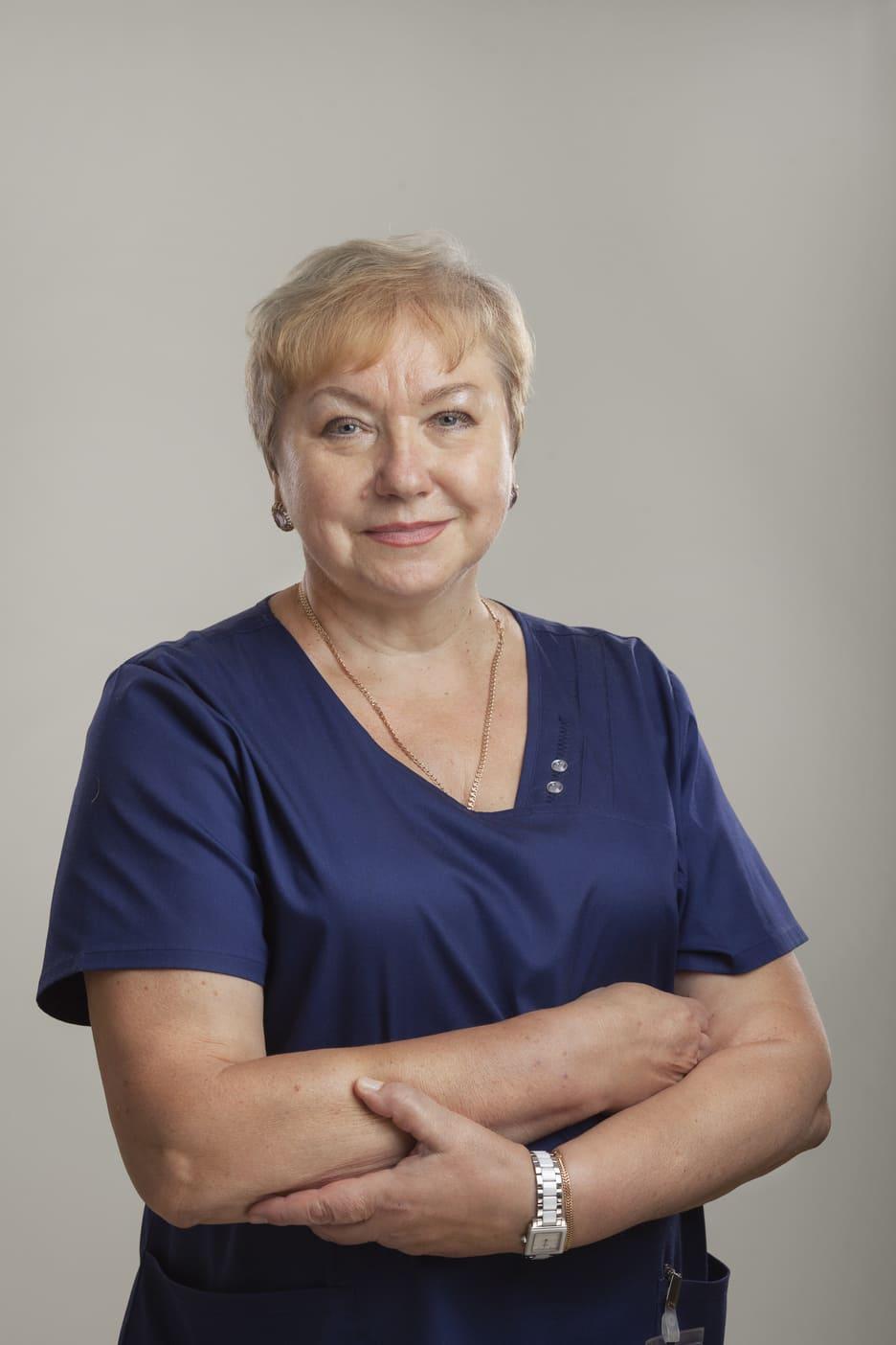 Колесникова Нина Сергеевна
