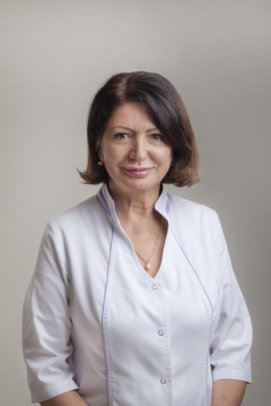 Кузьмичева Инеса Александровна
