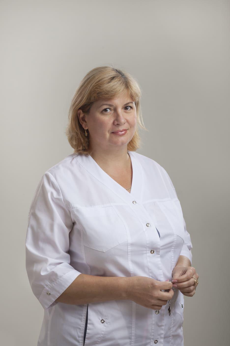 Самощенкова Анна Александровна