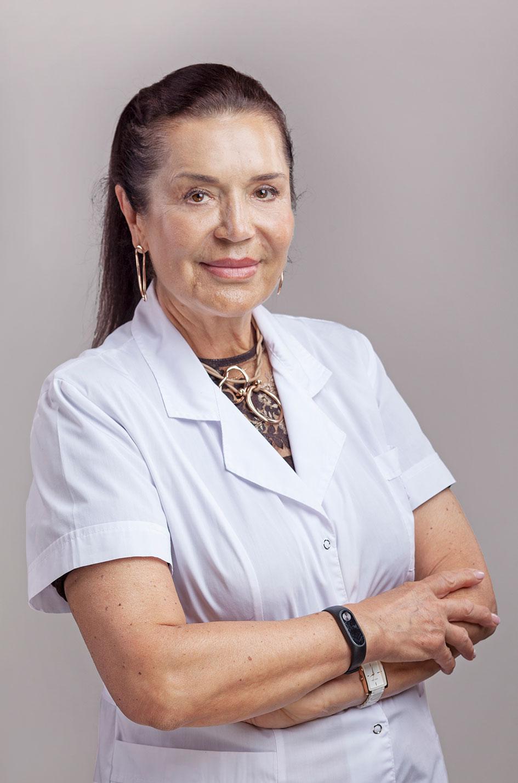 Терещенко Валентина Антоновна