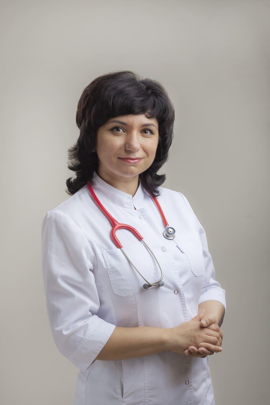Волкова Оксана Сергеевна