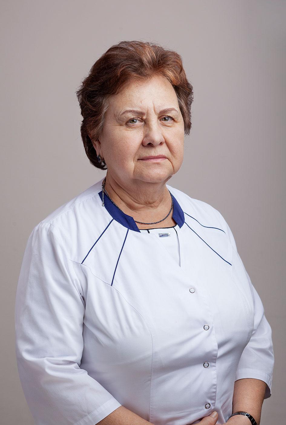 Золотарева Нина Ивановна