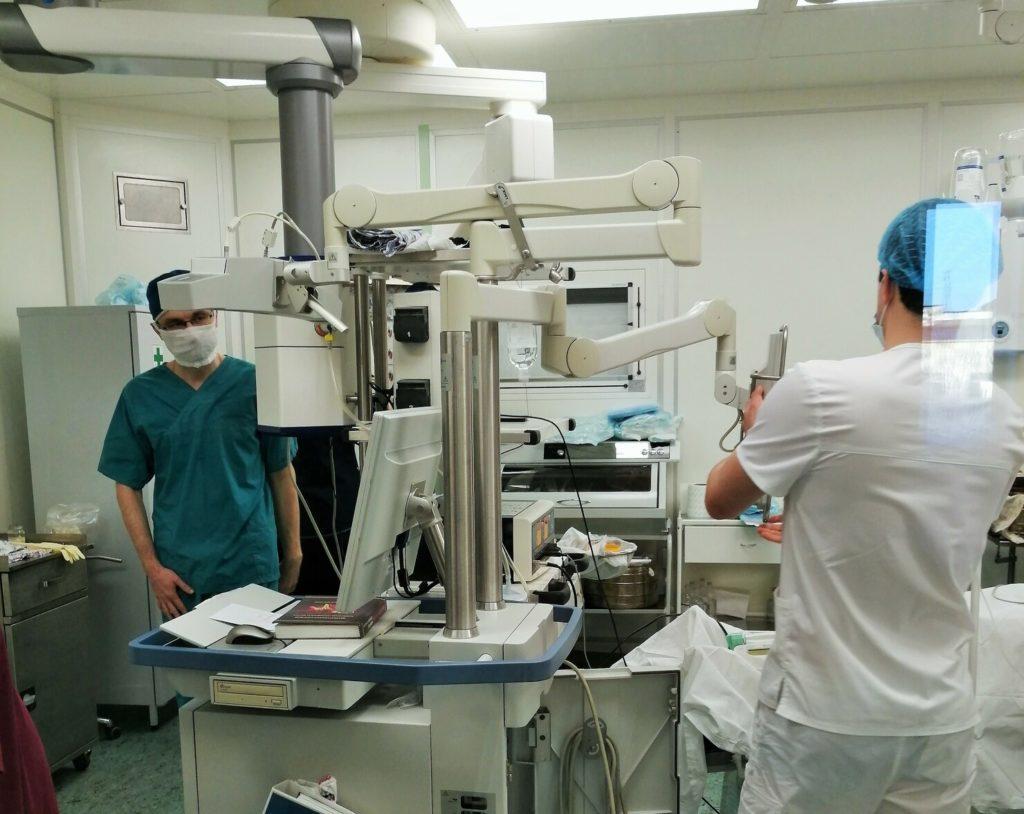 Пациентов со сложной формой эпилепсии теперь оперируют в КОКБ